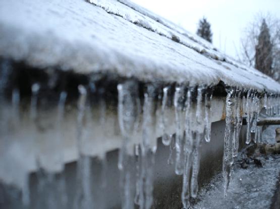 frozen-gutters